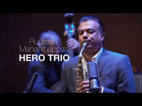 Rudresh Mahanthappa's Hero Trio - Red Cross online metal music video by RUDRESH MAHANTHAPPA