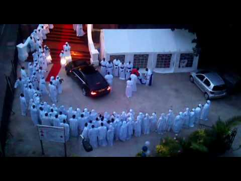 Brotherhood of the Cross and Star -- Olumba Olumba Obu arrives