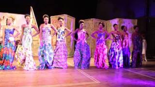 MISS TOURISME BENIN 2017 / SOIREE DEMI - FINALE