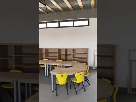 Primary School New Furniture