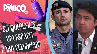 Os entraves do Bolsa Sopão com Alexandre Giordano e Coronel Mello Araújo