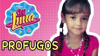 Prófugos Soy Luna Cover - Valeria Luis karaoke de Soy Luna