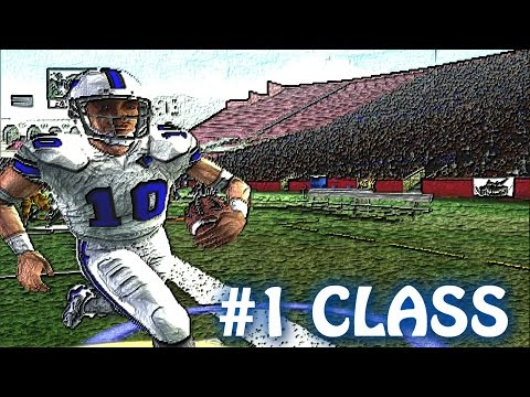NUMBER #1 CLASS? ELITE 11 QB AND NEW SCHEDULE - NCAA FOOTBALL 06 EP68