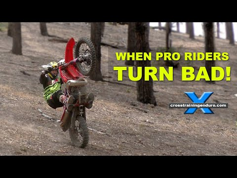 WHEN TOP ENDURO RIDERS TURN BAD! Cross Training Enduro