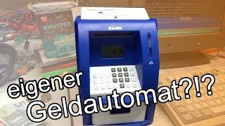 Ein Geldautomat für zu Hause?