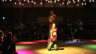 Anna und Sarah - Regio Cup 2011 1. Platz M-Reihe