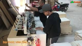 MÁY PHAY MỘNG MANG CÁ ĐUÔI ÉN CNC WOODMASTER 3 Tính năng giá tốt nhất thị trường VN 2020
