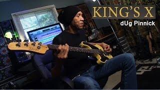 dUg Pinnick talks King's X, KXM, Pinnick Gales Pridgen and more