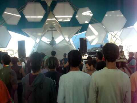 Mental Broadcast Live @ boom festival 2010