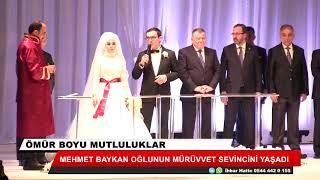 Mehmet Baykan oğlunun mürüvvet sevincini yaşadı