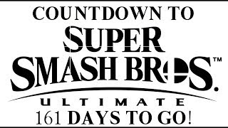 Countdown to Ultimate! Super Smash Bros. - 1P Game with Pikachu (161 Days To Go)