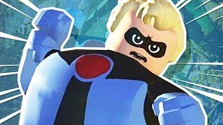 Gambar cover PLAYING THE FIRST MOVIE!!! (Lego Incredibles #3)