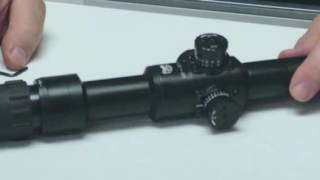 Valdada Optics Sighting In 4x24 M1&M2 Instruction