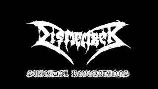 Dismember-Suicidal Revelations(Lyrics In Description)