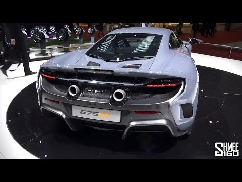 IN DEPTH: McLaren 675LT Full Tour Exterior and Interior