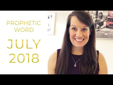 prophecy for the month of July# www ernestwest org - Playing