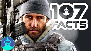 107 Rainbow Six Siege Facts YOU Should Know!!! | The Leaderboard