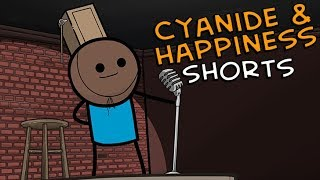 The Comedian - Cyanide & Happiness Shorts