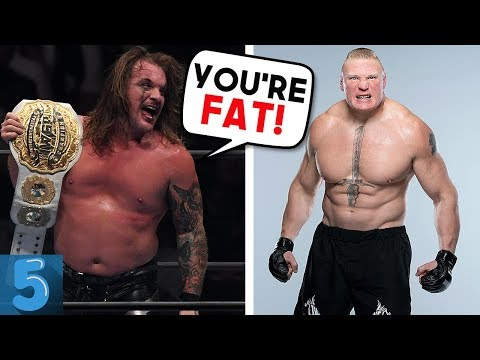 5 WWE Wrestlers Who HATE Each Other In REAL Life