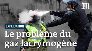 Gaz lacrymogène : pourquoi son utilisation massive pose question