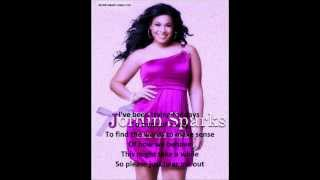 Jordin Sparks - See My Side Lyrics HQ