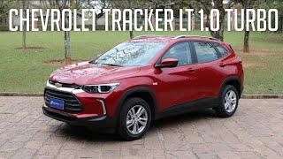 Avaliação: Chevrolet Tracker LT 1.0 Turbo