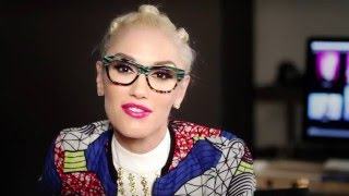 Gwen Stefani Gushes About Her New Eyeglasses Collections