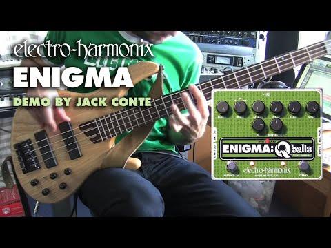 Electro Harmonix Enigma Q Balls Bass Envelope Filterl