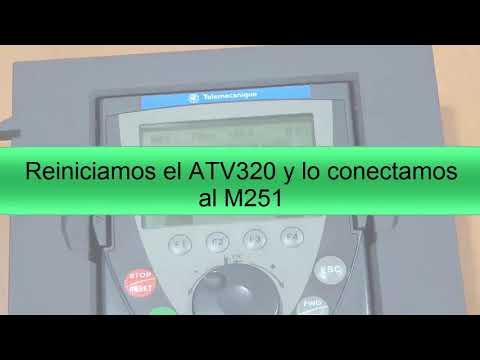 74 W 2,4 kVA Schneider Electric ATV312HU11M2 Variador de velocidad ATV312 200-240 V monof/ásico 1,1 kW