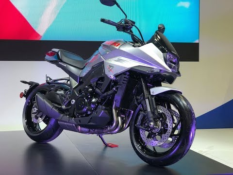 2019 Suzuki Katana First View