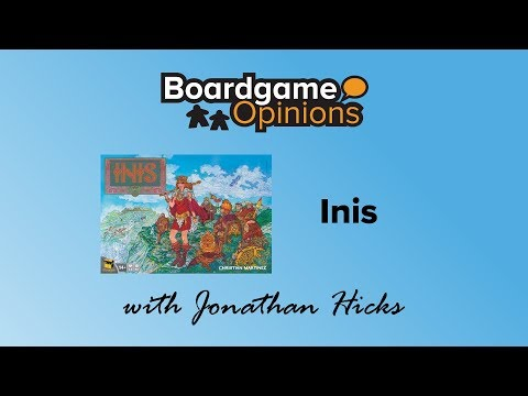 Boardgame Opinions: Inis