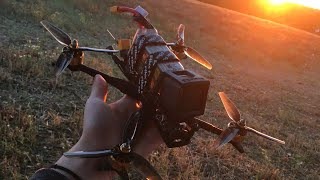 Trying Something New, A New Style - FPV Freestyle