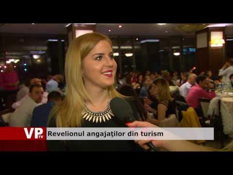 Revelionul angajaţilor din turism