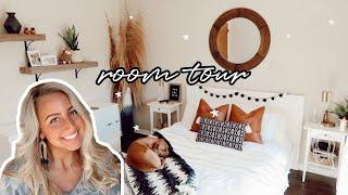 MODERN BOHO ROOM TOUR 2020   Victoria Faye