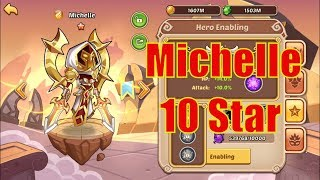 Idle Heroes -10 star hero swap exclusive footage - Official Server