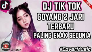 DJ TIK TOK VIRAL GOYANG 2 JARI TERBARU PALING ENAK SEDUNIA 2019   2020