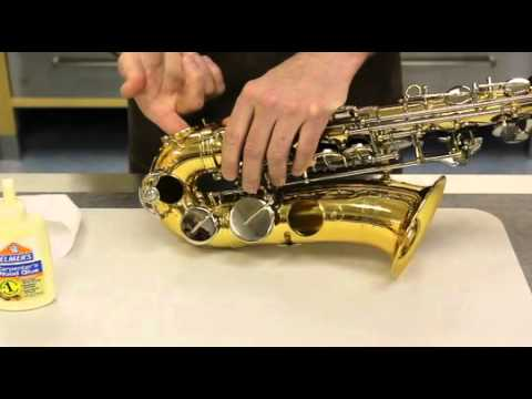 Sealing Sax Bell Joint