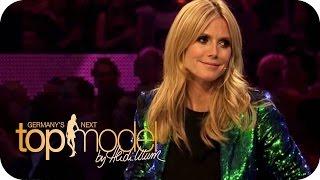 Schock: Finalabbruch Und Evakuierung | Germany's Next Topmodel Finale 2015 | ProSieben