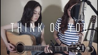 Christina Grimmie - Think Of You | Live Session Cover (A Tribute to Christina)