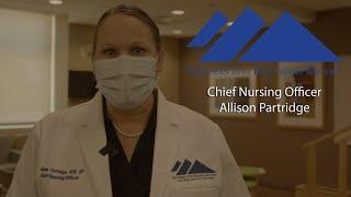 Northern Inyo Hospital – Meet the Admin – CNO Allison Partridge