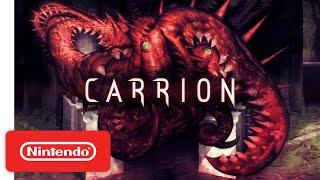 Nintendo Carrion - Release Date Trailer anuncio