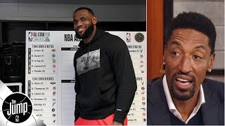2019 NBA All-Star Draft was 'great start' for LeBron's recruiting - Scottie Pippen   The Jump