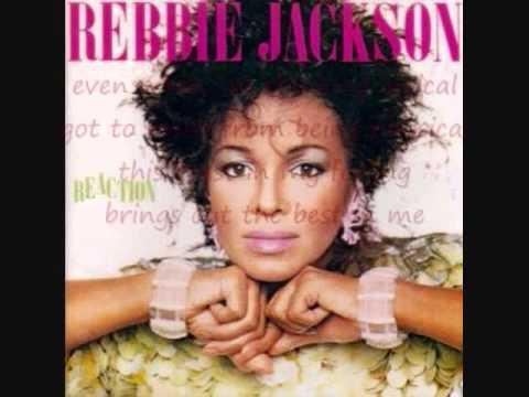 Rebbie Jackson - Reaction (LYRICS)