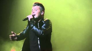 Joe McElderry - Real Late Starter - Shrewsbury
