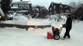 Снегоуборщик Husqvarna 5524ST
