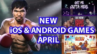BEST NEW ANDROID & IOS GAMES - (20-APRIL-2017)