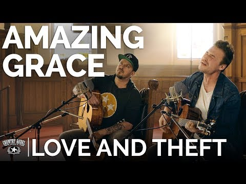 Amazing Grace (Acoustic Cover)