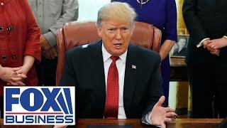 Trump calls press 'dangerous' after report of recent hospital visit