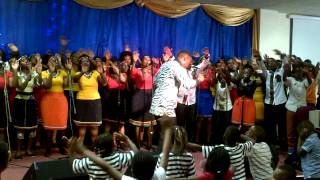 Family of God Church UK Mass Choir