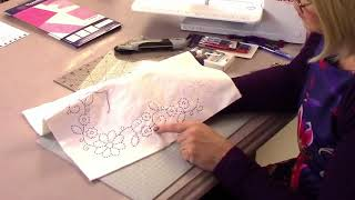 Threaders - Quilting Stencils Explanation